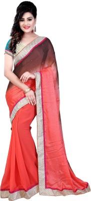 Go Traditional Printed Fashion Jacquard Sari