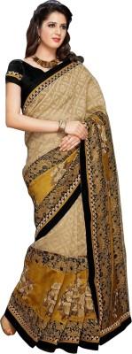 Wama Fashion Printed Banarasi Banarasi Silk Sari