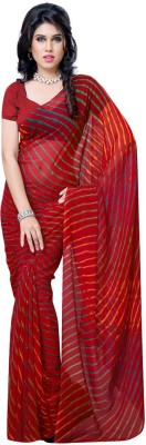 Dream Saree Printed Daily Wear Georgette Sari