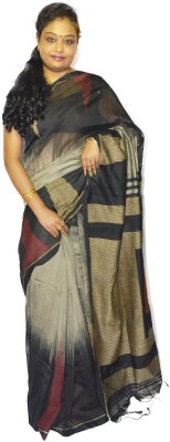 Fashion Gallery Embriodered Tangail Silk Cotton Blend Sari