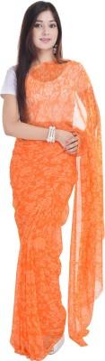 Soundarya Printed Daily Wear Georgette Sari