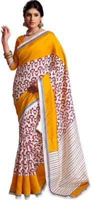 Vastrangsarees Printed Fashion Art Silk Sari