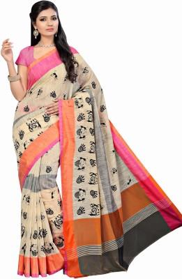 Sonal Saree Self Design Bollywood Cotton Sari