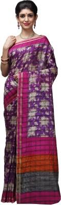 Shloka Woven Banarasi Handloom Jute Sari