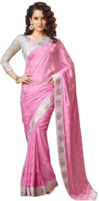 Jija Self Design Daily Wear Art Silk Sari