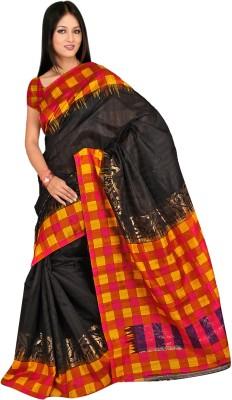 Vandana Online Self Design Bhagalpuri Art Silk Sari