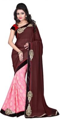 Heart & Soul Printed Fashion Viscose Sari