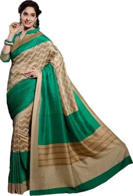 Preet Creations Embellished, Self Design, Solid Fashion Art Silk Sari