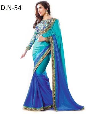 Sumitra Designs Self Design Bollywood Poly Silk Sari