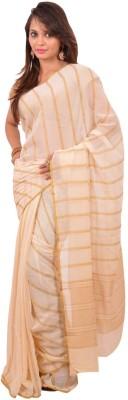 Alankrita Self Design Kanjivaram Chiffon Sari