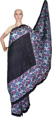 Prateeti Printed Fashion Handloom Silk Sari