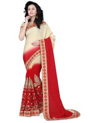StyleOn Fashion Self Design Fashion Georgette Sari