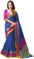 Shree Vaishnavi Self Design Bollywood Silk Cotton Blend Sari best price on Flipkart @ Rs. 1599