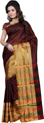 Fashion Now Printed Fashion Cotton Sari