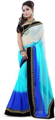 manjula feb Digital Prints Bollywood Georgette Sari