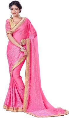 Aesha Embriodered Fashion Georgette Sari