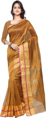 Archishmathi Floral Print Fashion Cotton Sari