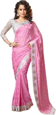 JK Creation Printed Bollywood Chiffon Sari