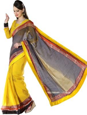 Rangsutra Printed Fashion Handloom Cotton Sari