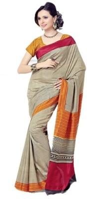 Miraan Printed Fashion Art Silk Sari