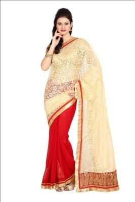 Parchayee Woven Fashion Georgette Sari