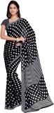 Goodfeel Polka Print Fashion Georgette S...