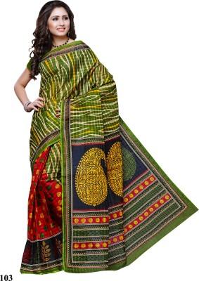 Hi-Choice Printed Fashion Cotton Sari