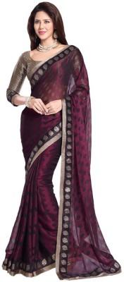 Fashion Boutique Printed Fashion Chiffon Sari