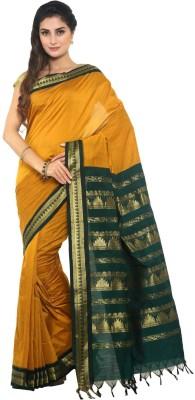 Sudarshan Silks Self Design Fashion Cotton Sari
