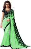 Fashion Wear Embroidered Bollywood Chiff...