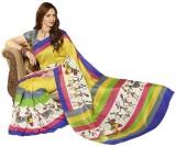 Abida Printed Fashion Silk Sari