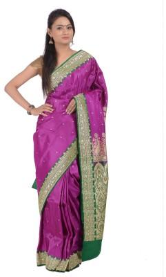 Banarasi Fashions Woven Banarasi Banarasi Silk Sari