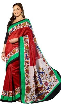 Vipul Printed Bhagalpuri Art Silk Sari