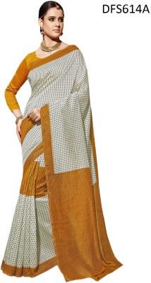 Firstloot Printed Fashion Art Silk Sari