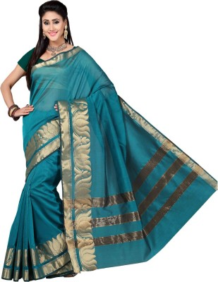 Rani Saahiba Woven Banarasi Art Silk Sari