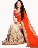 Asha Fashion Embroidered Fashion Chiffon...