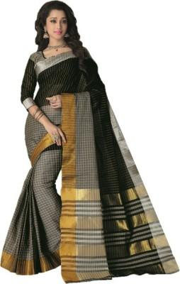 saritha Plain Daily Wear Cotton Sari