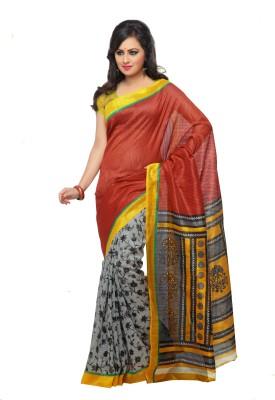 Saree Exotica Self Design Fashion Silk Sari