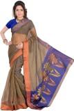 Izaa Fashion Printed Bollywood Cotton Sa...