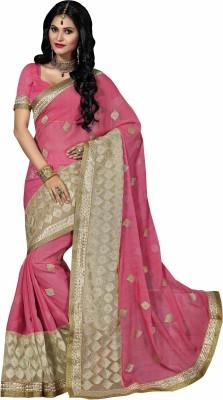 Sonal Saree Embriodered Bollywood Chiffon, Net Sari