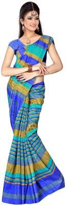 Classic Selection Printed Bhagalpuri Handloom Silk Sari