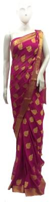 Shreya Boutique Printed Fashion Dupion Silk Sari