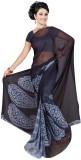 Garg Fashion Printed Daily Wear Georgett...