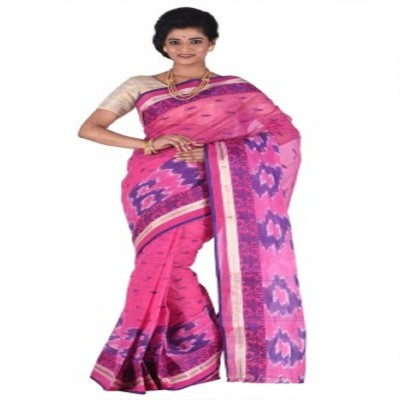 Badal Textile Self Design That Cotton Sari