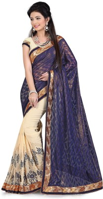 Rajwadi Embriodered Fashion Georgette Sari