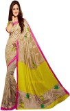 Ishaani Self Design Bollywood Printed Si...