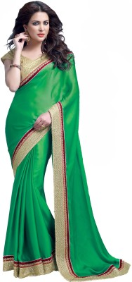 Nilu Tex Embriodered Bollywood Handloom Chiffon Sari