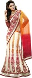 MAHOTSAV Self Design Fashion Net Saree (...