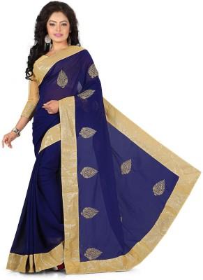 Kian Embriodered Bollywood Georgette Sari