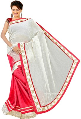 Classic Selection Solid Fashion Jute Sari